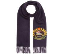 Verzierter Schal aus Cashmere