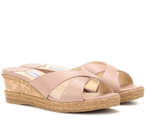 Sandalen Almer 50 aus Leder