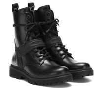 Ankle Boots Calypso aus Leder