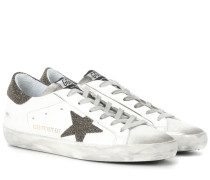 Exklusiv bei Mytheresa - Sneakers Superstar aus Leder