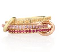 Ring Aurora MX aus 18kt Gelbgold und 18kt Roségold