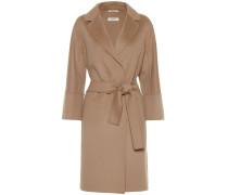 Mantel Arona aus Wolle