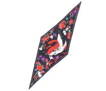 Alexander McQueen Bedruckter Schal aus Seide