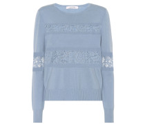 Pullover Lace Embrace mit Wollanteil