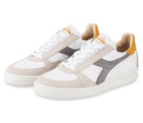 Sneaker B.ELITE - WEISS/ GRAU/ GELB