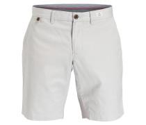Chino-Shorts Classic-Fit - hellgrau