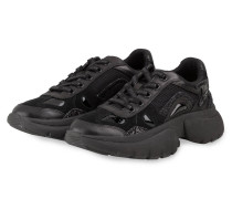 Sneaker FASTER - SCHWARZ