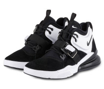 Sneaker AIR FORCE 270 - SCHWARZ/ WEISS