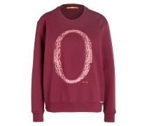 Sweatshirt TAPRO - bordeaux