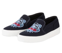 Slip-on-Sneaker K-SKATE - NAVY