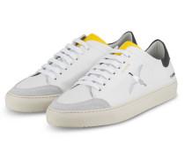 Sneaker CLEAN 90 TRIPLE BIRD - WEISS/ GRAU