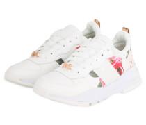 Sneaker WAVERDI - WEISS/ ROSÉ/ BRONZE