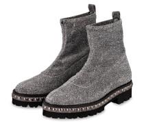 Boots NIA - SILBER METALLIC
