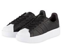 Sneaker SUPERSTAR BOLD - SCHWARZ/ WEISS