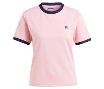 T-Shirt OLIVIA - rosa/ dunkelblau