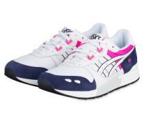 Sneaker GEL-LYTE - WEISS/ BLAU/ PINK