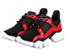 Sneaker JAW - SCHWARZ/ ROT