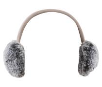 Ohrenschützer aus Kunstpelz