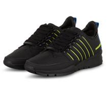 Sneaker 551 - SCHWARZ/ NEONGELB