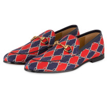 Loafer JORDAAN - RED BLUE