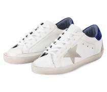 Sneaker SUPERSTAR - WEISS/ BLAU