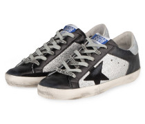 Sneaker SUPERSTAR - SCHWARZ/ SILBER