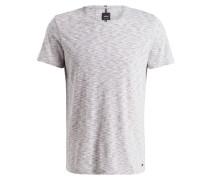 T-Shirt J-MORGAN-R - grau/ hellgrau