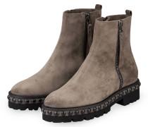 Plateau-Boots NIA - TAUPE