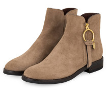Stiefeletten - TAUPE