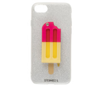 Smartphone-Hülle YELLOW PINK ICED-LOLLY
