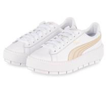 Plateau-Sneaker PLATFORM TRACE VARSITY