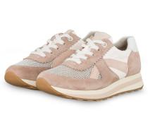 Plateau-Sneaker - BEIGE/ HELLROSA
