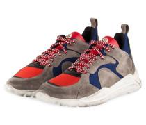 Sneaker JAKUB - GRAU/ BLAU/ ROT