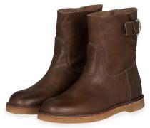 Biker Boots - TAUBE