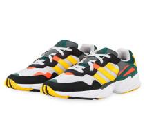 Sneaker YUNG-96 - GRAU/ GELB