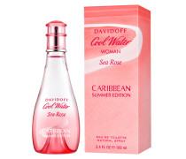 COOL WATER SEA ROSE CARIBBEAN  SUMME 100 ml, 29.99 € / 100 ml