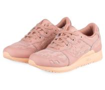 Sneaker GEL-LYTE III - ROSE/ APRICOT