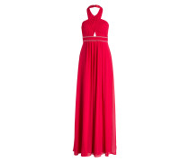 Abendkleid - magenta