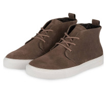Hightop-Sneaker SPARTACUS - TAUPE