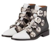 Boots - SCHWARZ/ GRAU/ WEIS