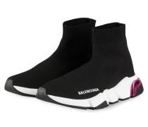 Plateau-Hightop-Sneaker SPEED TRAINER