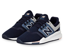 Sneaker WS247 - BLAU/ GRAU/ WEISS