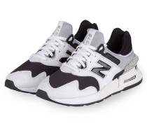Sneaker WS997 - SCHWARZ/ WEISS