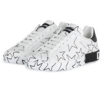 Sneaker PORTOFINO - WEISS