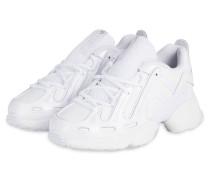 Plateau-Sneaker EQT GAZELLE - WEISS
