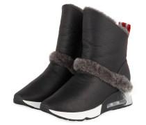 Hightop-Sneaker LAIKA - SCHWARZ