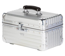 CLASSIC FLIGHT Beauty Case - silber
