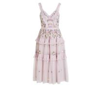 Kleid PRISM DITSY - flieder/ gelb/ rose´