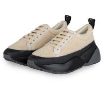 Sneaker ECLYPSE - BEIGE/ SCHWARZ