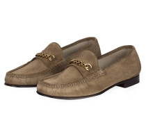 Loafer YORK - khaki